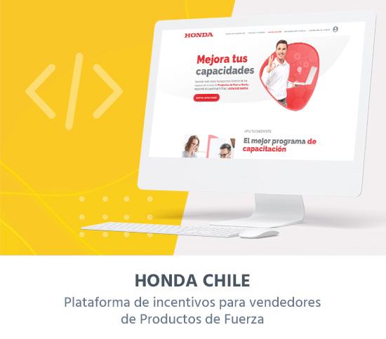 Honda Chile
